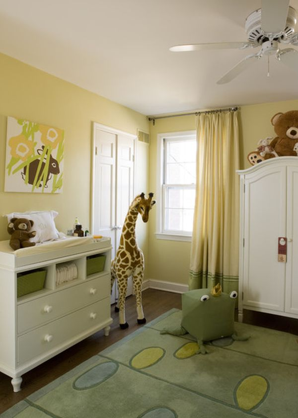 17 Nursery Room Themes Chic Ideas For