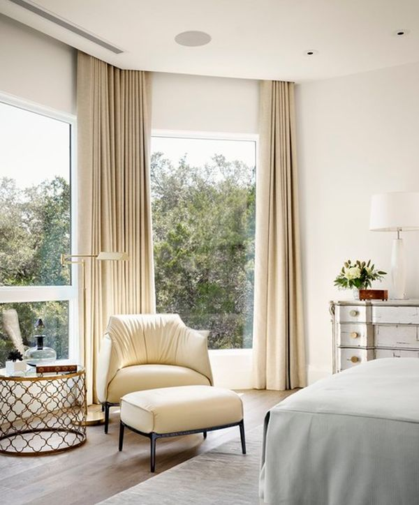 Big Bedroom: Designer Tips For Spaces With Low Ceilings
