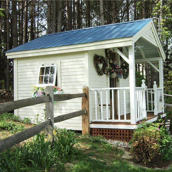View In Gallery. Of Course, Garden Sheds ...