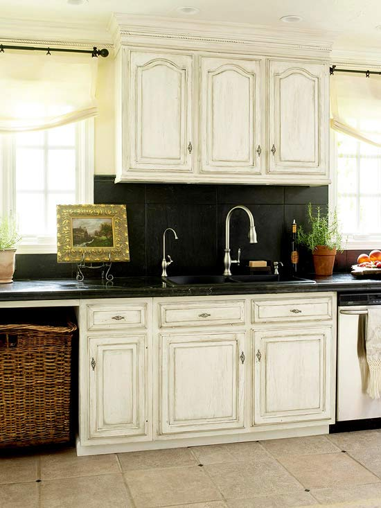 Black Slate Backsplash : A few more kitchen backsplash ideas and suggestions