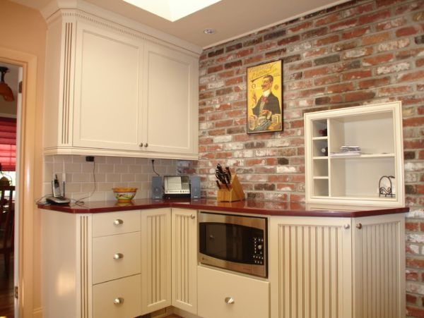 Back Splashes For Kitchen Walls