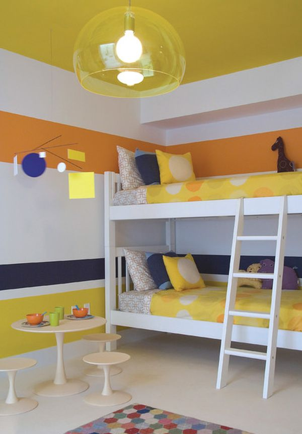 Exceptional 10 Colorful Kidsu0027 Room Interior Décor Ideas Home Design Ideas