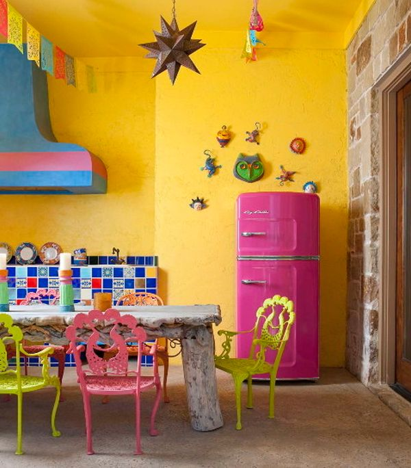 Mexican Inspired Kitchen Decor