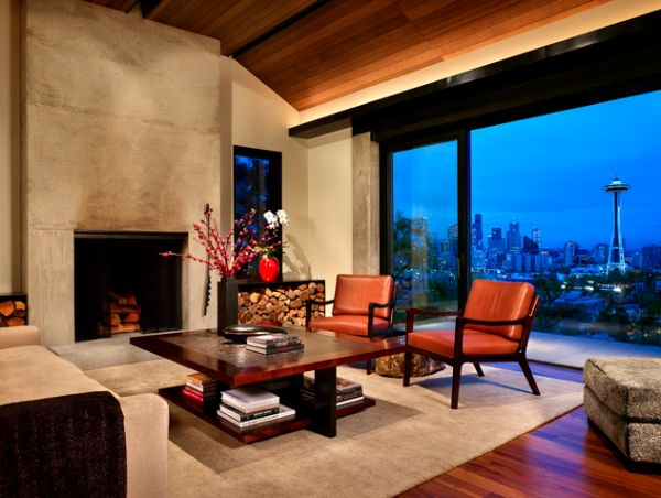 21 modern fireplaces characteristics and interior d233cor ideas