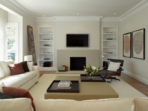 125 Living Room Design Ideas: Focusing On Styles And Interior Décor