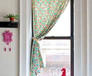 5 Great DIY Window Covering Ideas for Kids' Rooms