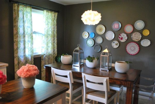 13 low cost interior decorating ideas for all types of homes Low cost wall decor