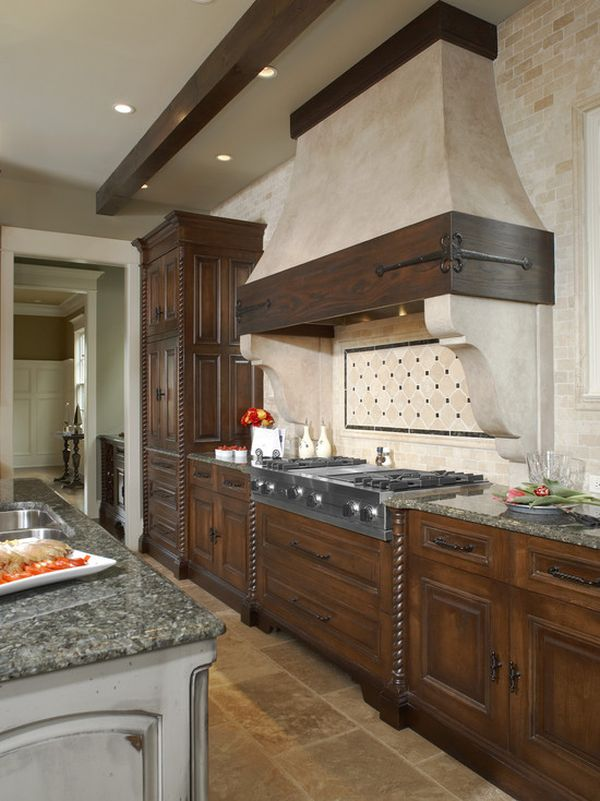 Superior Decorative Kitchen Hoods, Both Functional And Beautiful Amazing Ideas