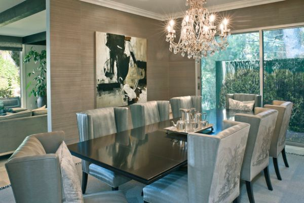 Stylish dining room d cor ideas for a memorable dining for Dining room design trends