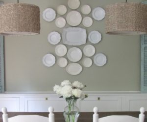How to Creatively Display Dinnerware in your Home