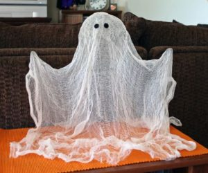 5 Ghost-Centered DIY Crafts