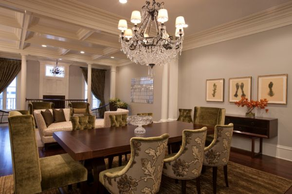 Stylish Dining Room Dcor Ideas For A Memorable Experience