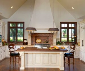 Kitchen Brick Backsplashes – For Warm And Inviting Cooking Areas