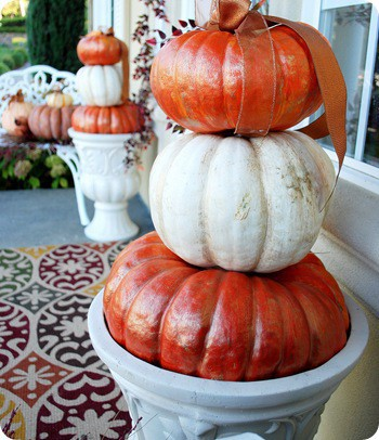 10 Simple Diy Pumpkin Fall Decor Ideas