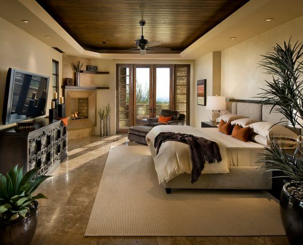 Elegant Master Bedroom a few decorating ideas for the master bedroom