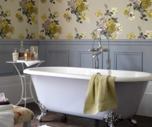 Using Patterns in the Bathroom: Ideas & Inspiration!