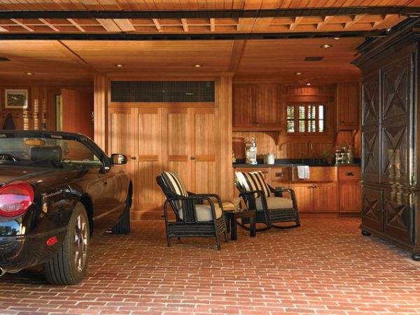 Awesome Multi Function Garage Conversions.