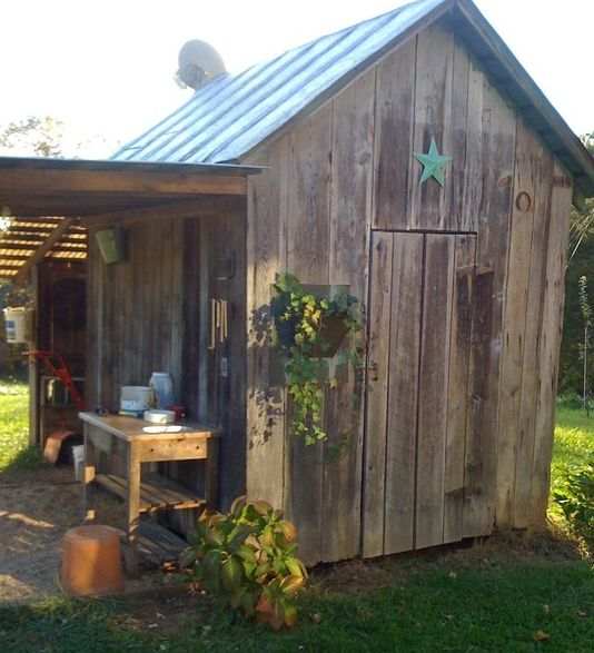 Garden Shed Design Ideas For You To Choose From - Backyard shed design ideas