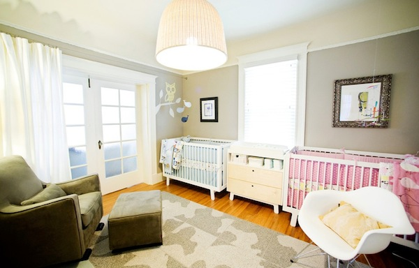 How to decorate your baby 39 s gender neutral nursery for Baby room decor ideas unisex