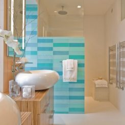 Using Glass To Showoff Your Gorgeous Bathroom Part 16