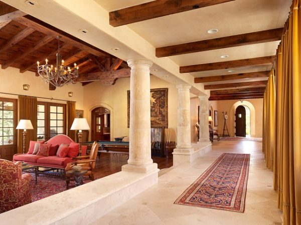 Using mediterranean ideas to inspire your home designs for Roman style home design