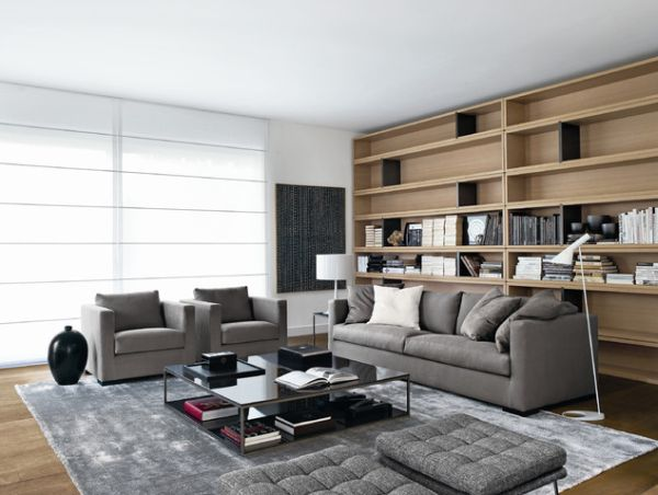 125 Living Room Design Ideas: Focusing On Styles And Interior ...