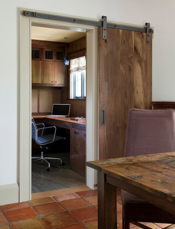 Slide Door Design 27 awesome sliding barn door ideas for the home Sliding Door View