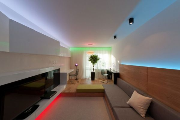 Creative interior design solutions by SL Project