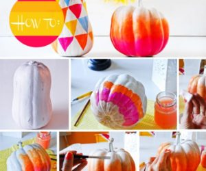 13 DIY no-carve pumpkin decoration ideas for this Halloween