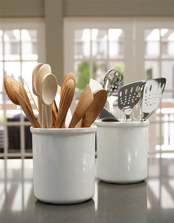 Ideas To Organize Kitchen Utensils