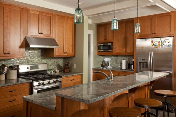 Great Ways For Lighting A Kitchen: 6 Different Ways In Which You Can Add Color To Your Home