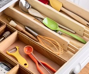 5 Easy Ways To Organize Your Kitchen Utensils