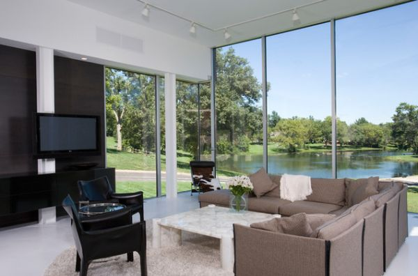 Living Room Designs With Big Windows | Centerfieldbar.com