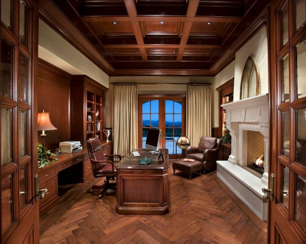 Beautiful High End Home Office. View High End Home Office D