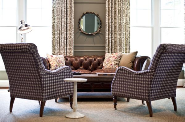 The Classic And Beautiful Chesterfield Sofa A Fresh