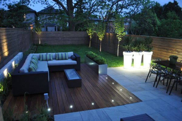 View in gallery & Lighting ideas for outdoor gardens terraces and porches