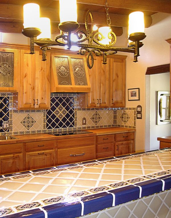 Kitchen Designs With Mexican Tile