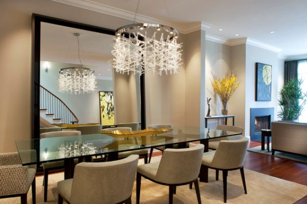 Modern Dining Rooms 2012 stylish dining room décor ideas for a memorable dining experience