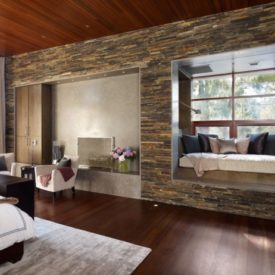 natural reading noook bedroom
