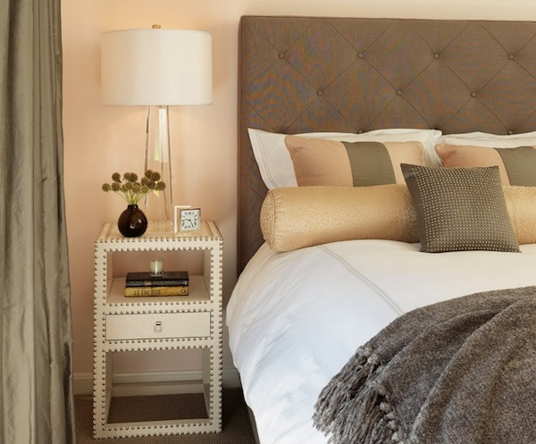 Beautifying your bedroom with a dynamic nightstand Night table ideas
