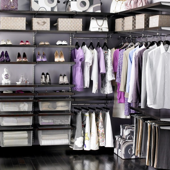 Attirant Efficiently Organizing Your Closet To Find Your Items Quicker