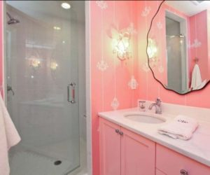 How To Create A Feminine Bathroom Interior Décor