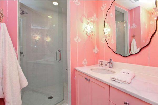 feminine bathroom decor.  How To Create A Feminine Bathroom Interior D cor