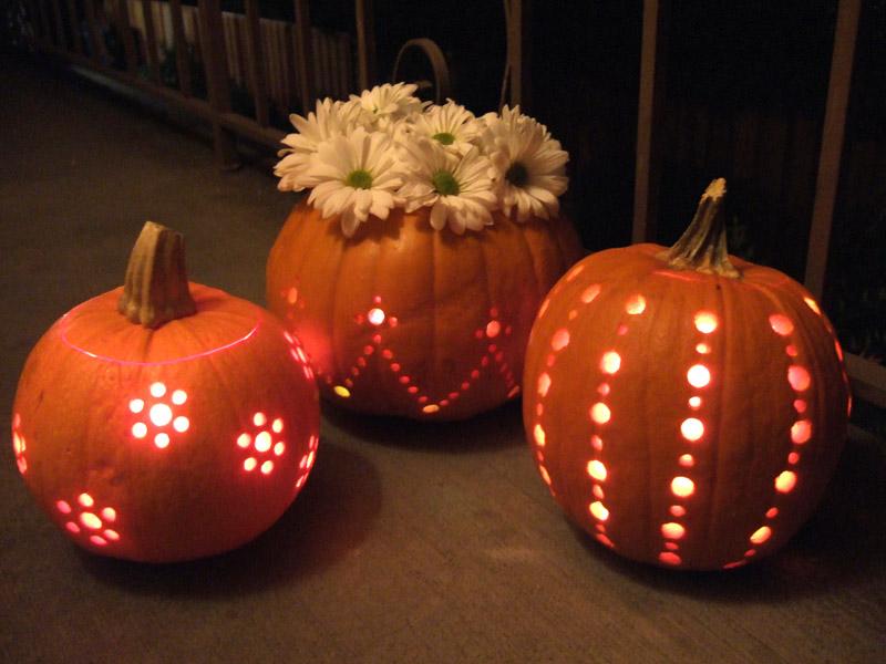 10 Creative Pumpkin Carving Ideas