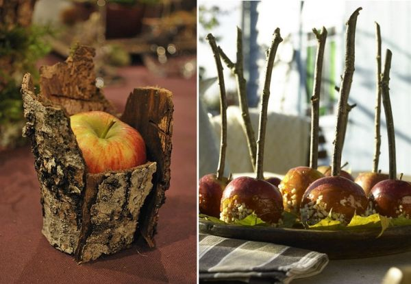 Apple decoration ideas for this fall for Apple home decoration
