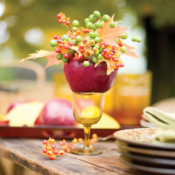 Apple decoration ideas for this fall view in gallery junglespirit Gallery
