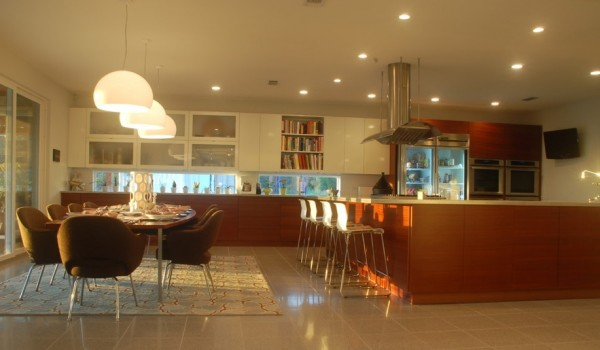 ... Retro Dining Room Multiple Pendants