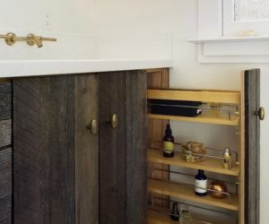 Rollout Drawers Solution For Saving Space In Your Kitchen Images