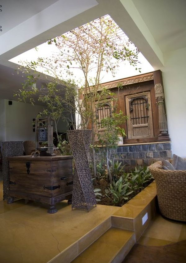 Large Indoor House Plants Images. Decorating A Garden Room Homey. 10 ...