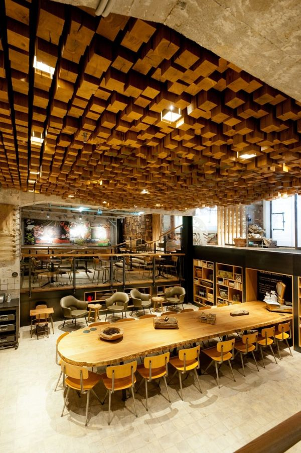 12 Coffee shop interior designs from around the world